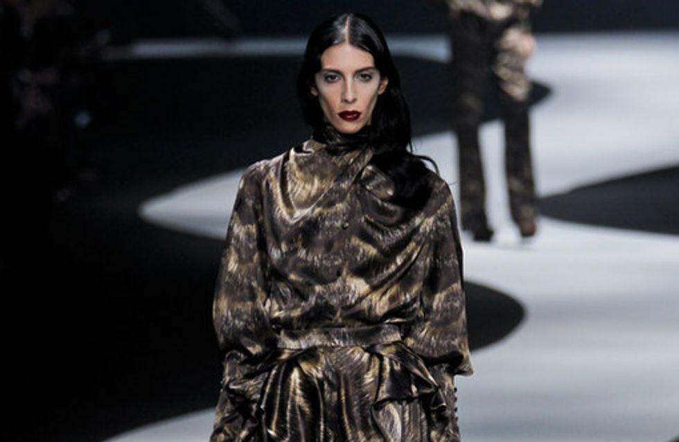 Viktor and Rolf Parigi Fashion Week autunno/inverno 2012/2013