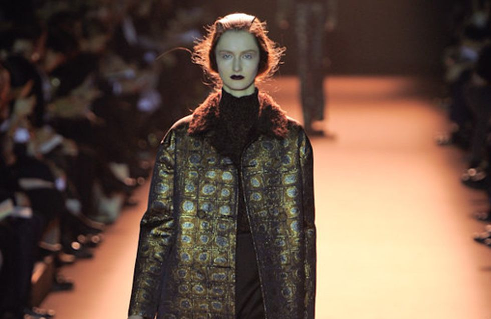 Rochas auf der Fashion Week Paris H/W 2012/2013