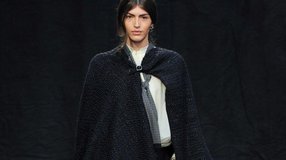 Hermès auf der Fashion Week Paris H/W 2012/2013