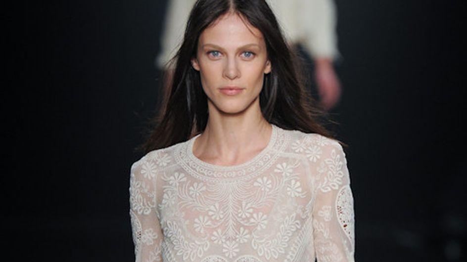 Isabel Marant Paris Fashion Week autumn/winter 2012-2013