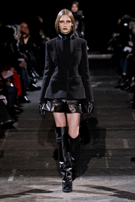 Givenchy Parigi Fashion Week autunno/inverno 2012/2013