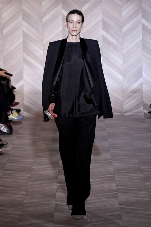 Maison Martin Margiela Parigi Fashion Week autunno/inverno 2012/2013