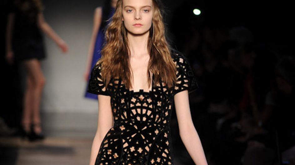 Carven - Paris Fashion Week Otoño Invierno 2012