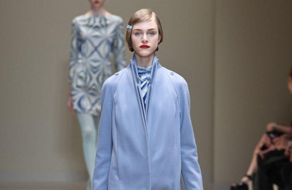 Cacharel auf der Fashion Week Paris Herbst/Winter 2012/2013