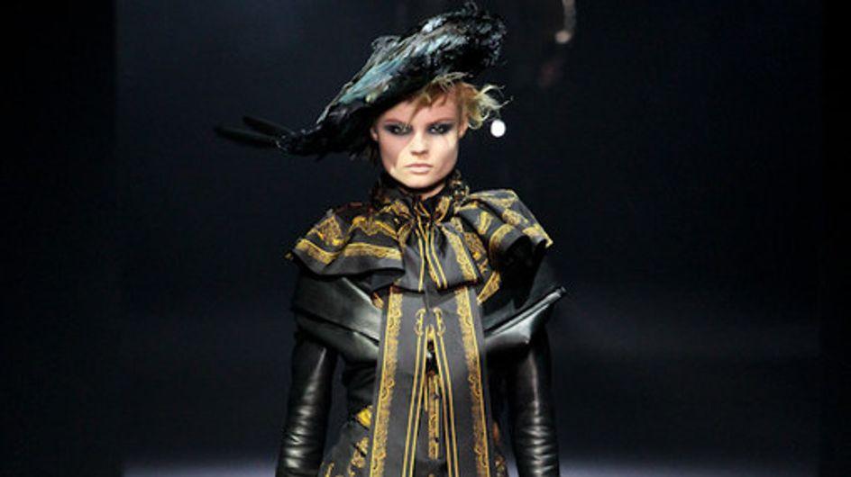John Galliano Paris Fashion Week autumn/winter 2012-2013
