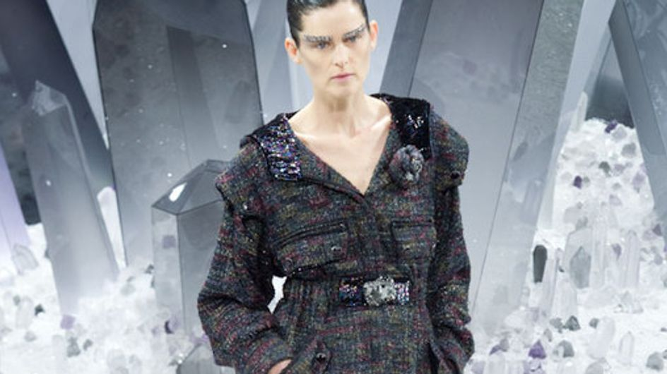 Chanel Paris Fashion Week autumn/winter 2012-2013