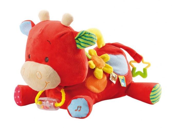 Jouet pour bébé : Vachette Minimi