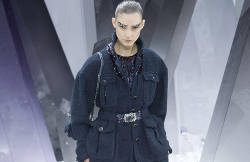 Chanel Parigi Fashion Week autunno/inverno 2012/2013