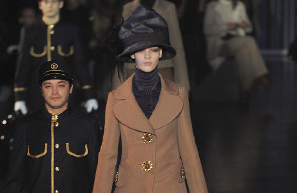 Louis Vuitton Parigi Fashion Week autunno/inverno 2012/2013