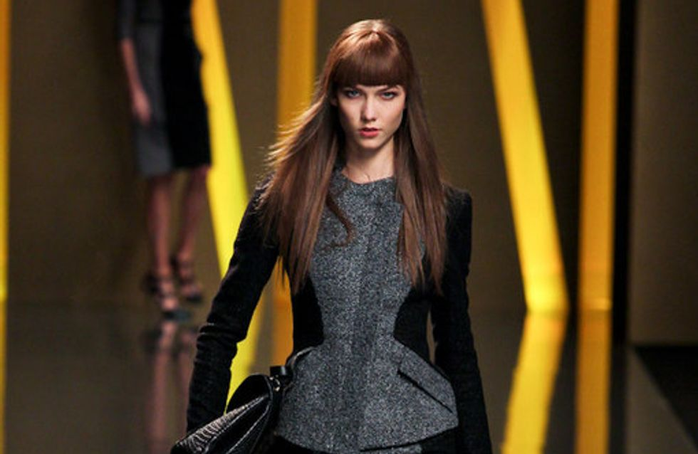 Ellie Saab auf der Fashion Week Paris H/W 2012/2013