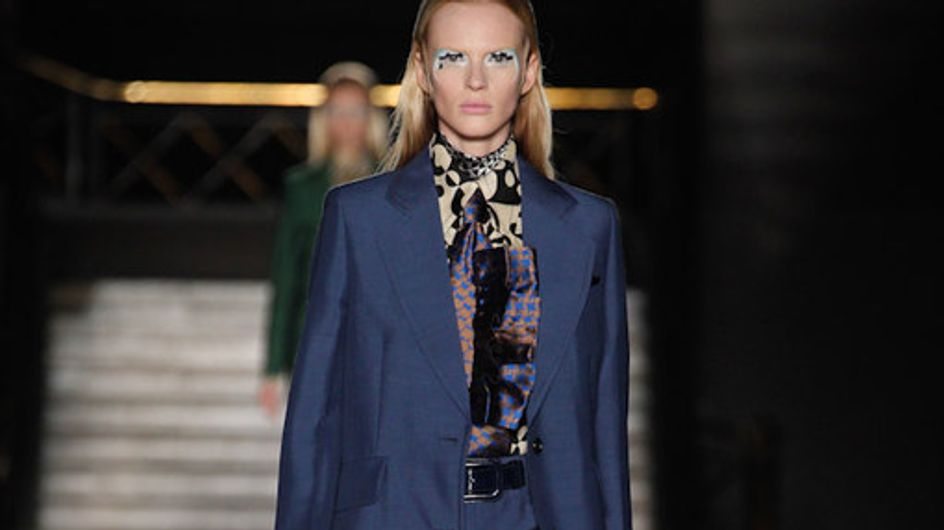Miu Miu auf der Fashion Week Paris H/W 2012/2013