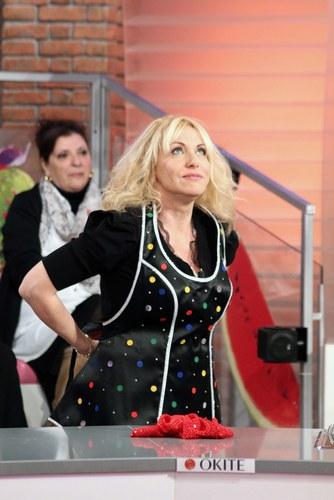 Antonella Clerici alla Prova del Cuoco, 2012