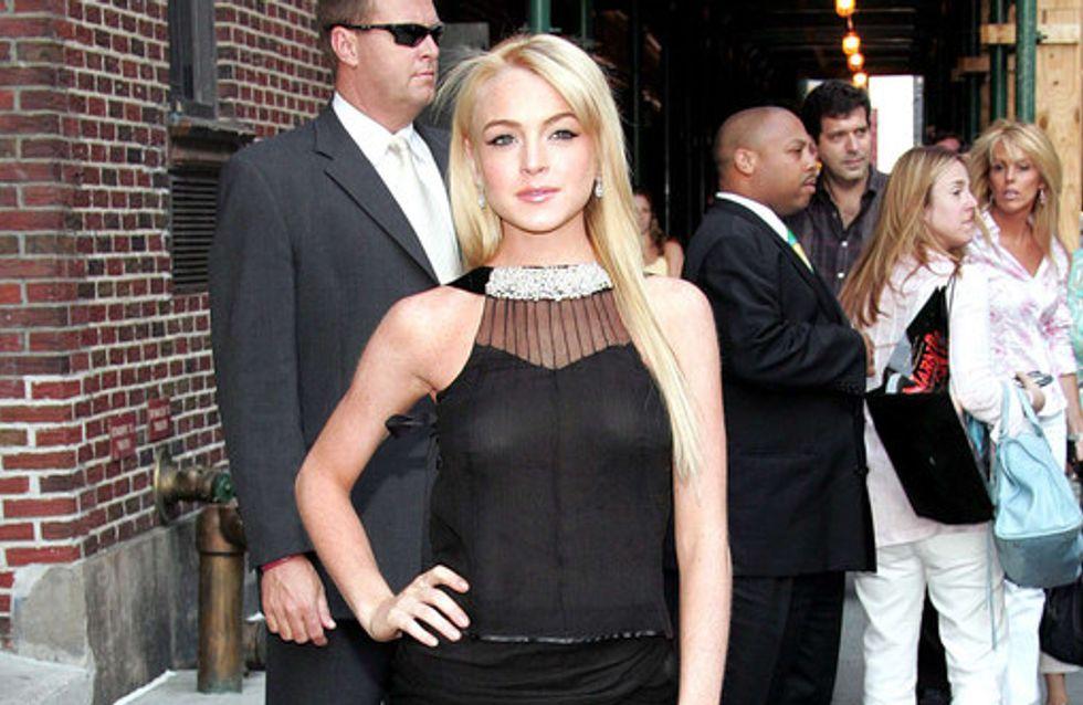 Lindsay Lohan: ¡el antes y el después!
