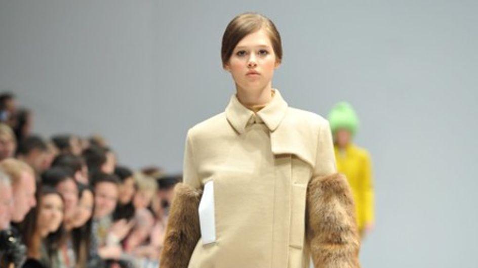 Défilé Joe Fresh- Semaine de la mode Toronto automne hiver 2012/2013