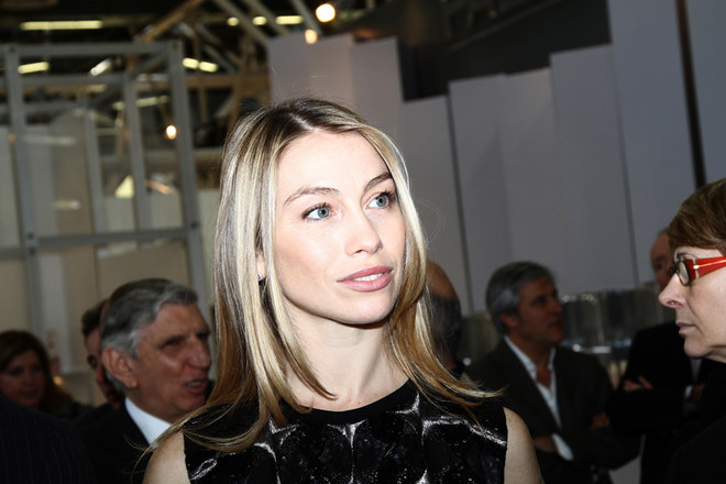 Abbagnato, madrina di Cosmoprof 2012