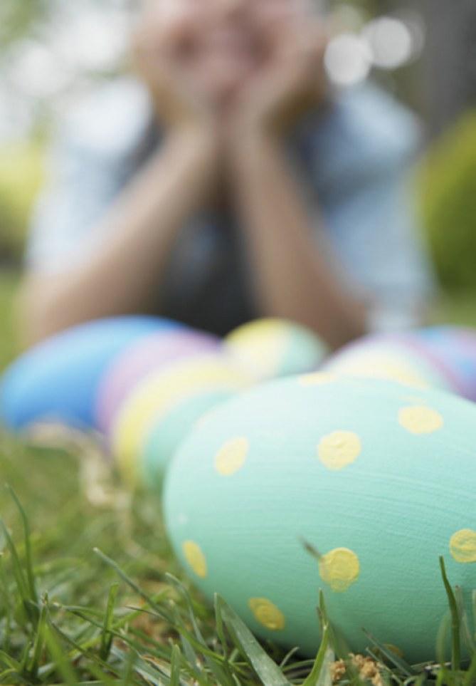 Eieiei: Süße Ostergeschenke für Groß und Klein