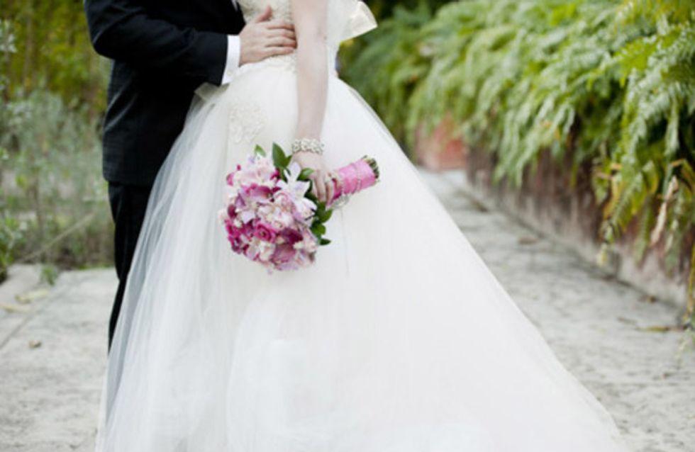 Organiza tu boda con detalles en rosa