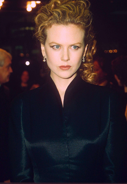Nicole Kidman before surgery