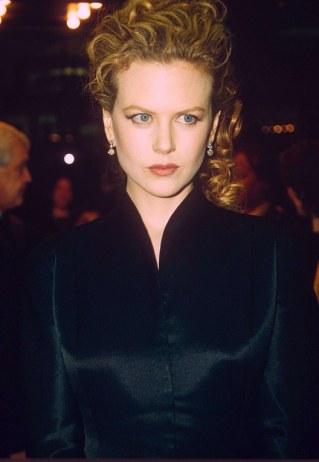 Nicole Kidman before surgery