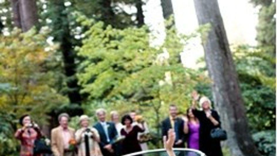 Pon un detalle floral en tu boda
