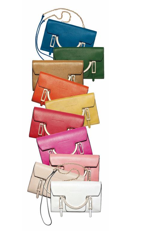 Le pochette della primavera estate 2012 - Pochette Coccinelle