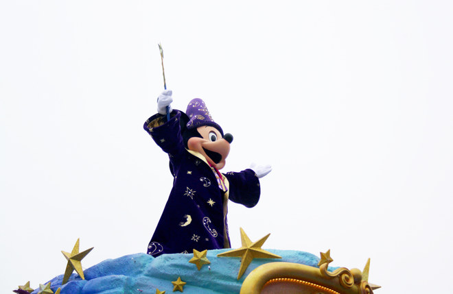 Disneyland Paris a 20 ans !