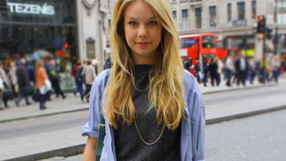London Street Style April 2012