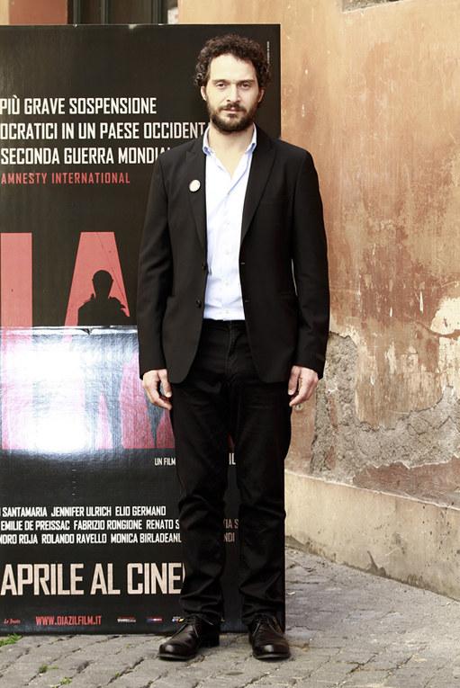 Presentato a Roma il film Diaz