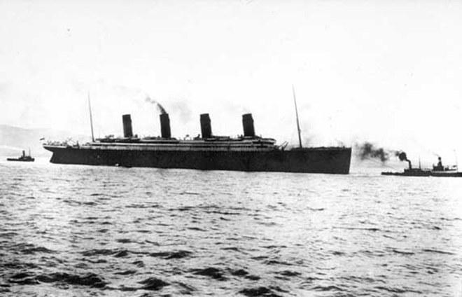 Titanic: a 100 anni dalla tragedia