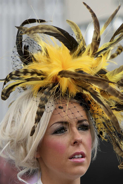 Aintree Ladies Day 2012   Street Style at the races