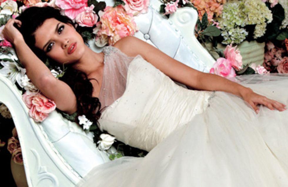 Lasst die Hochzeitsglocken läuten! Die schönsten Brautkleider 2012