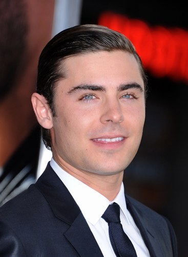 Zac Efron alla prima di The Lucky One, Los Angeles 2012