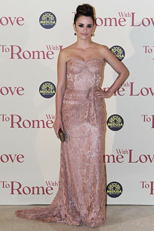 Penélope, a Roma con amore