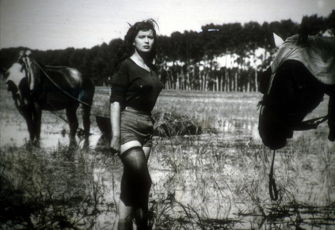 I film sulle donne lavoratrici - Riso amaro (1949)