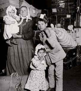 Lewis Hine, un hito de la fotografía social
