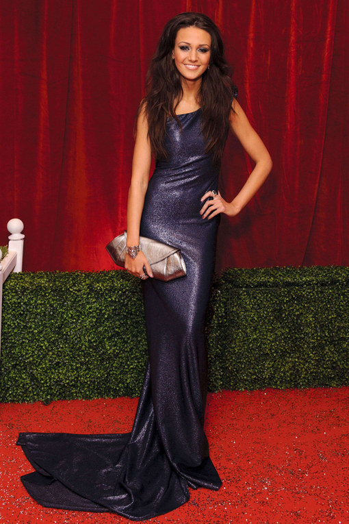 Michelle Keegan - British Soap Awards