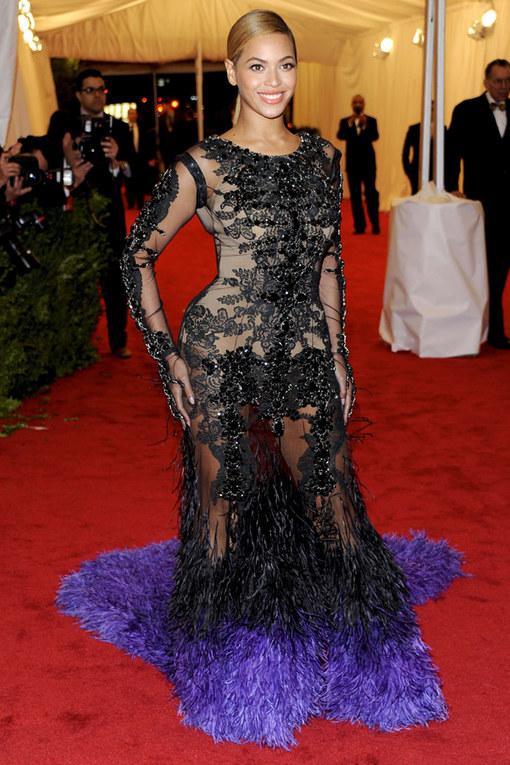 Beyonce - Met Ball