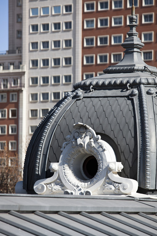 Un palacete en el centro de Madrid