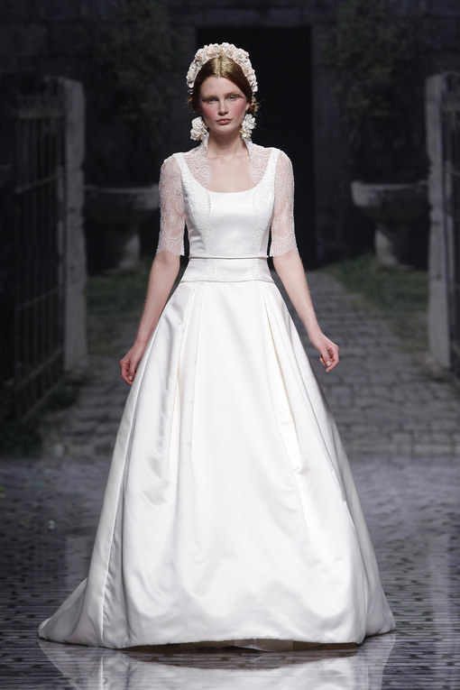 vestidos de novia de victorio & lucchino : foto - enfemenino