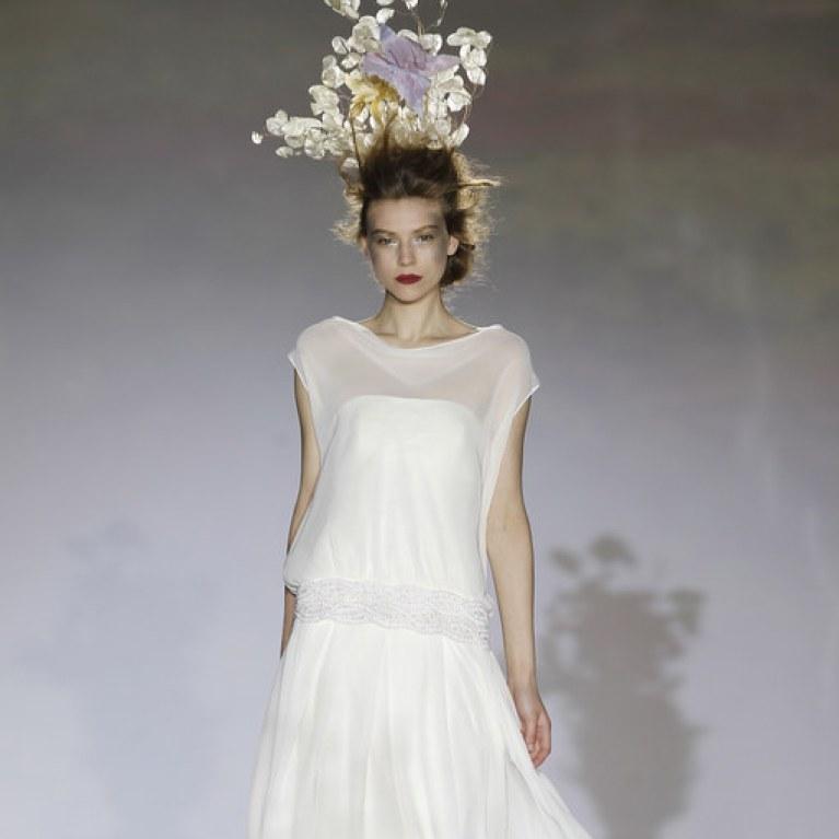 vestidos de novia de raimon bundo : foto - enfemenino