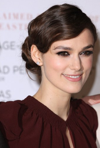 Keira Knightley alla prima di A Dangerous Method, 2012