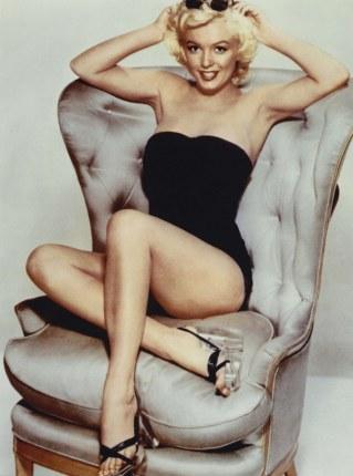 Marilyn Monroe, la rubia más querida de Hollywood