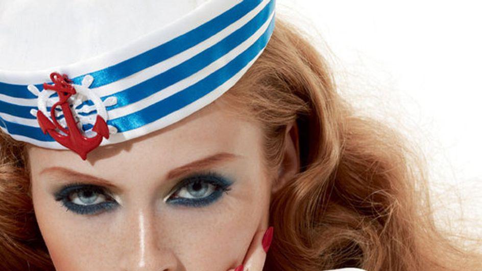 Hey, Sailor! Le immagini della collezione MAC Cosmetics