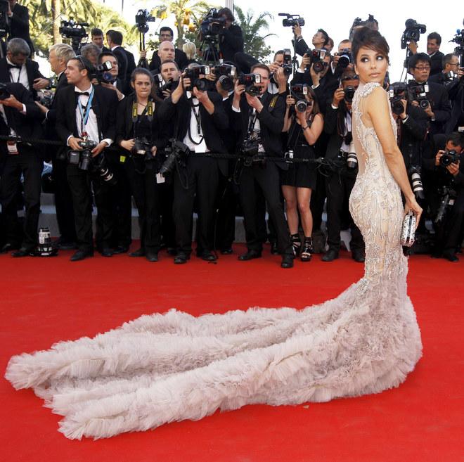 Cannes 2012: Die schönsten Bilder vom roten Teppich