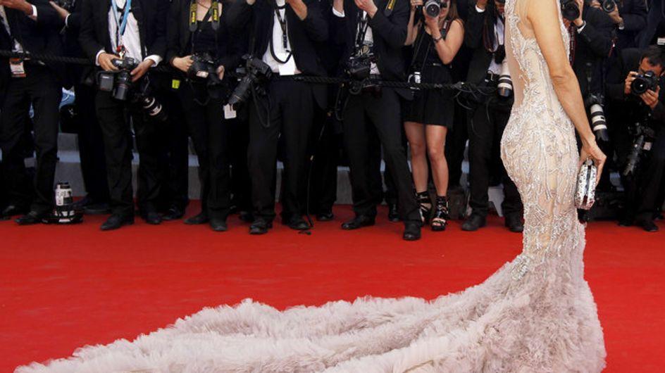 Rüschentraum & Glitzerroben: So schön sind die Stars in Cannes