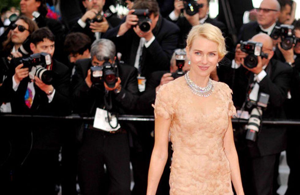 La alfombra roja de Cannes 2012