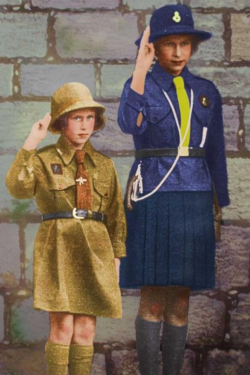 El estilo de Isabel II: 1933