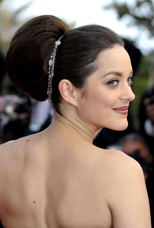 Coiffures Cannes 2012