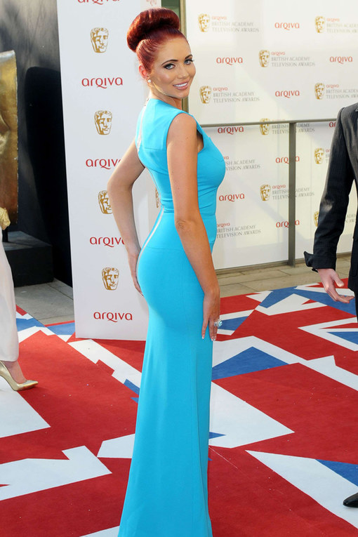 Amy Childs - BAFTAS 2012