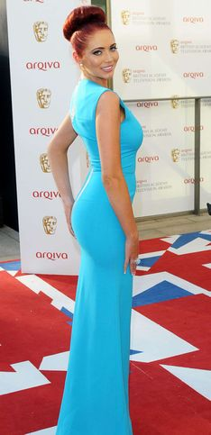 BAFTAS - British Television Awards 2012
